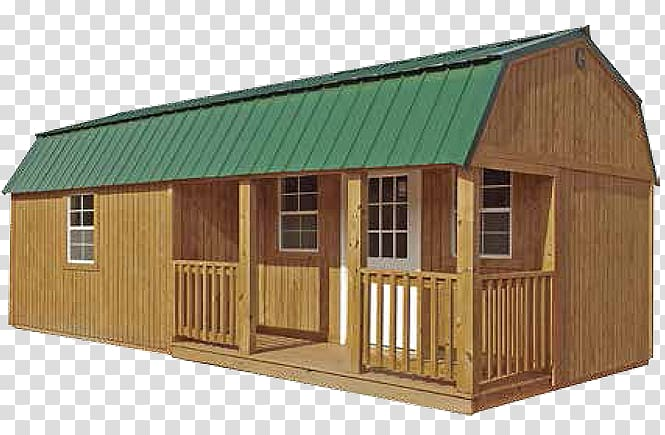 clip art black and white library Shed log cabin porch. Warehouse clipart pole barn.