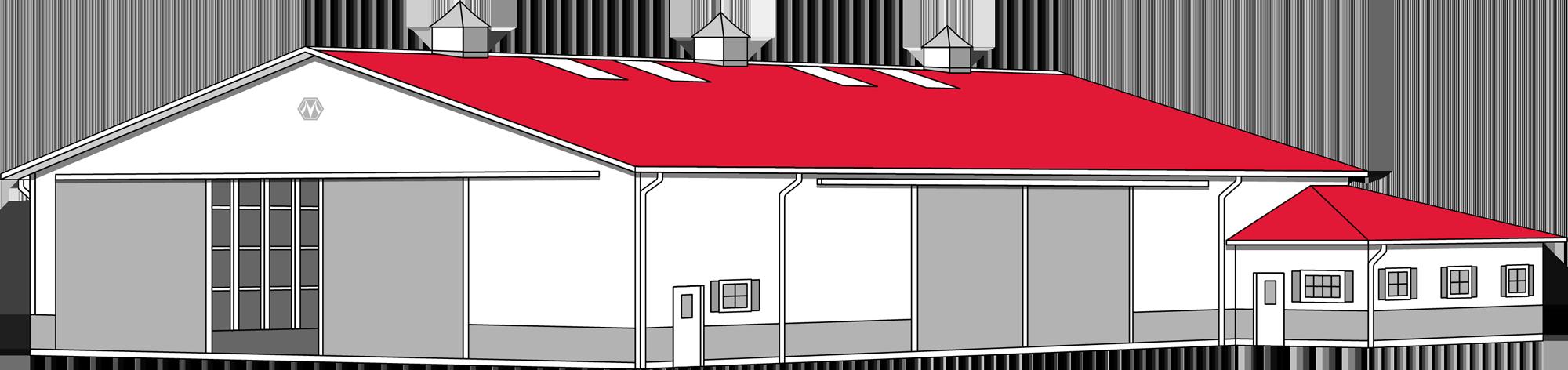 svg Repairs morton buildings steel. Warehouse clipart pole barn