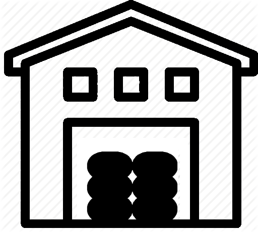 svg royalty free library Warehouse clipart pole barn. Buildings are versatile types