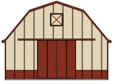 clip freeuse download Warehouse clipart pole barn.  best barns images.