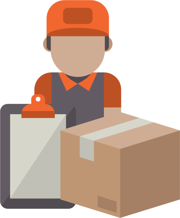 clip royalty free download Employee clipart warehouse employee