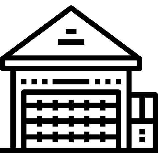 clipart library download warehouse Icon