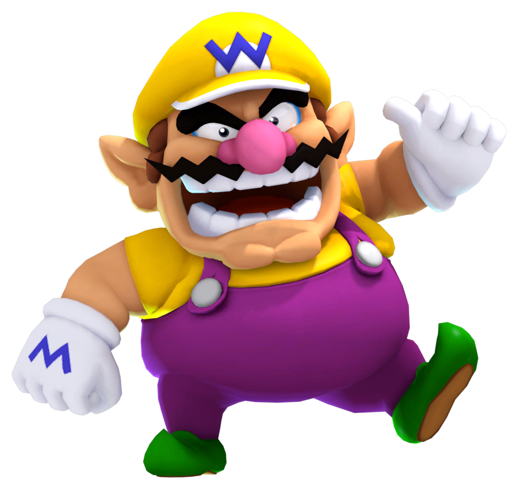 picture library library Villains wiki fandom powered. Wario transparent
