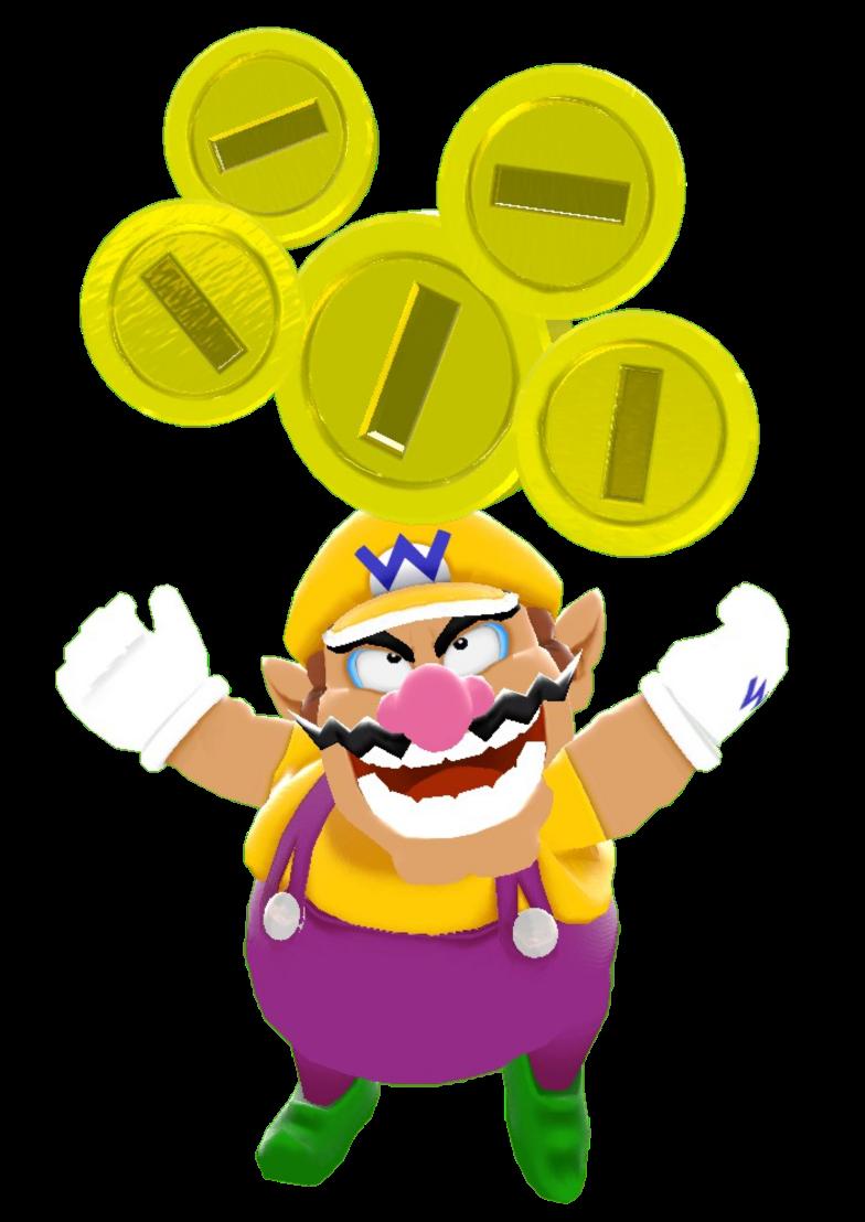 image free stock wario transparent spongebob #143853363