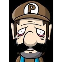 png transparent download Pretzer Mario