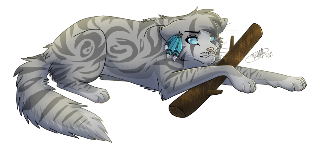 png transparent library Jayfeather by Warrior