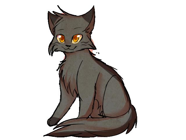 image transparent Warrior Cat