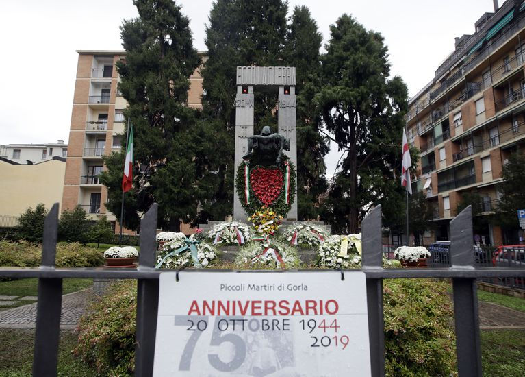 banner transparent Milan seeks us apology. Wars clipart bombed city