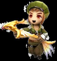 vector royalty free download Official dragon saga wiki. Wars clipart marksman