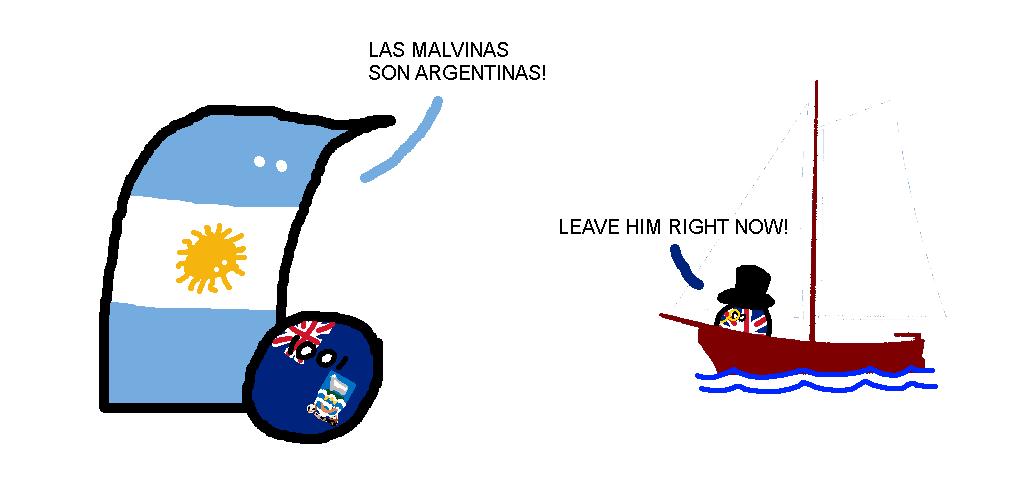 clipart black and white Wars clipart military dictatorship. Falklands war polandball wiki