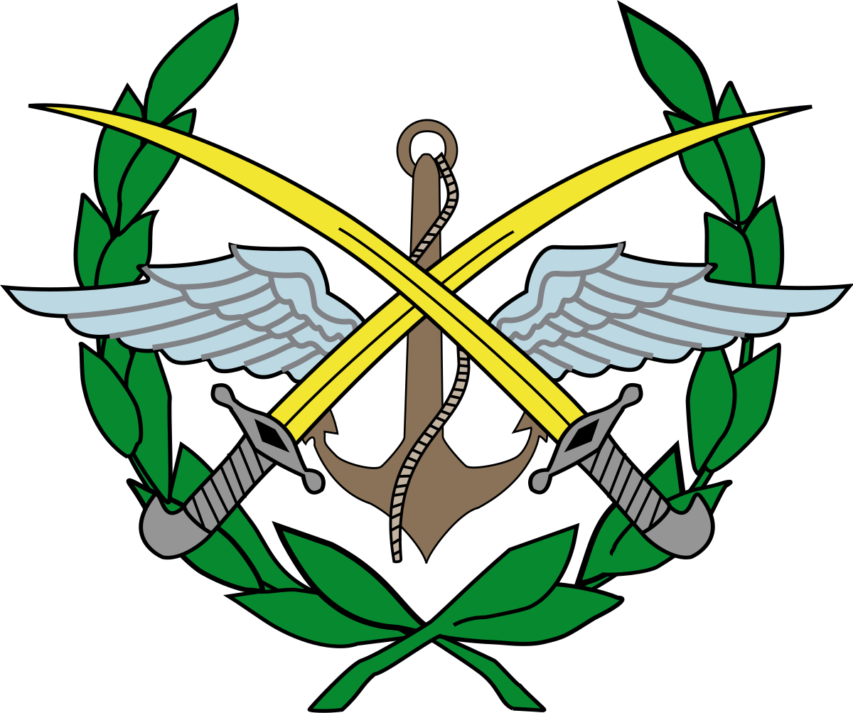 banner royalty free stock Syrian armed forces wikipedia. Wars clipart military dictatorship