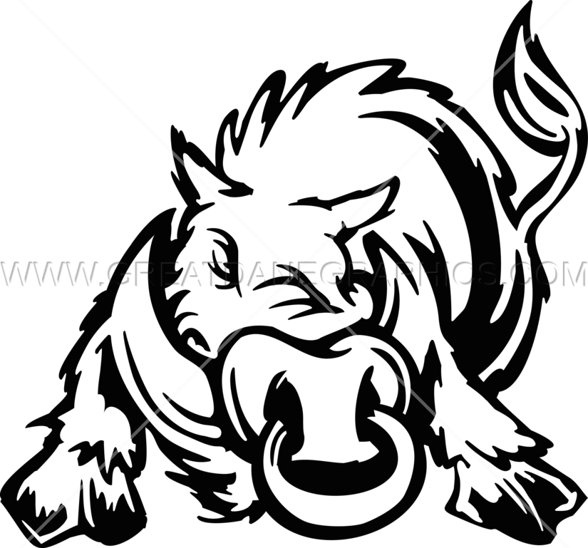 banner black and white library Warthog