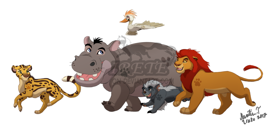 png freeuse The lion Guard