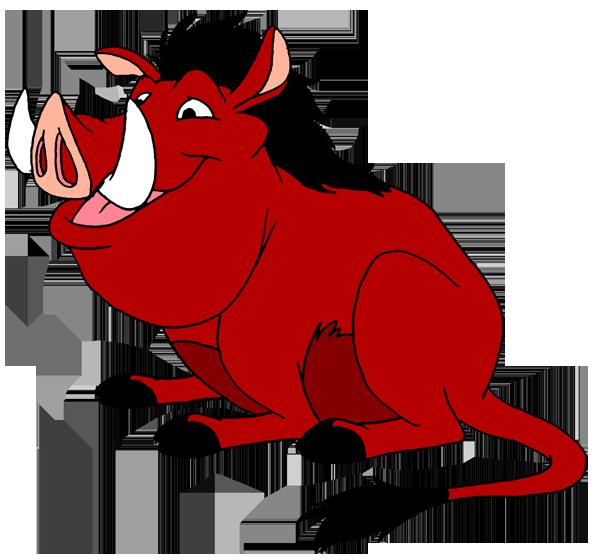 picture transparent download Pumbaa the Warthog by LionKingRulez on DeviantArt