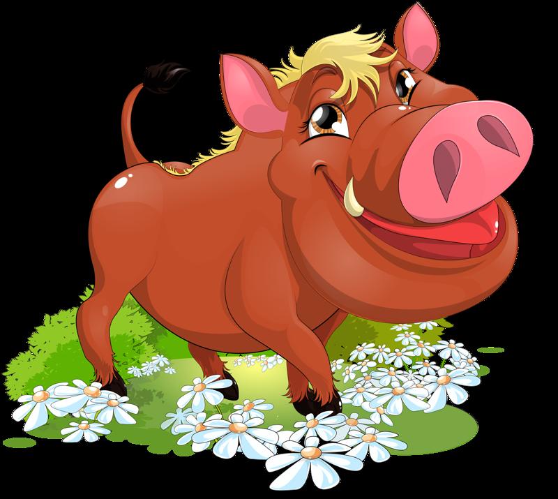 free library Wild boar Cartoon Stock illustration Clip art