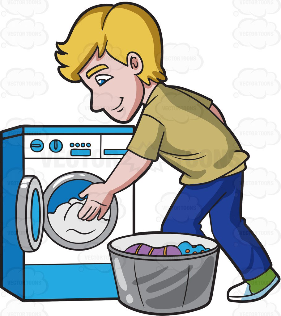 svg royalty free download Wash clipart person. Washing free download best