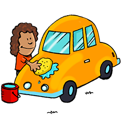 banner free Wash clipart uses water. Take action project wet