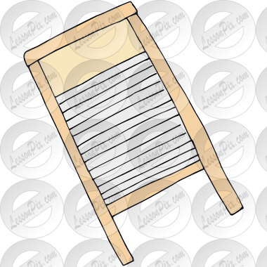 image royalty free Wash clipart wash board. Washboard picture for classroom