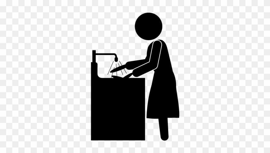 jpg free Wash clipart washing area. Dishes the icon png