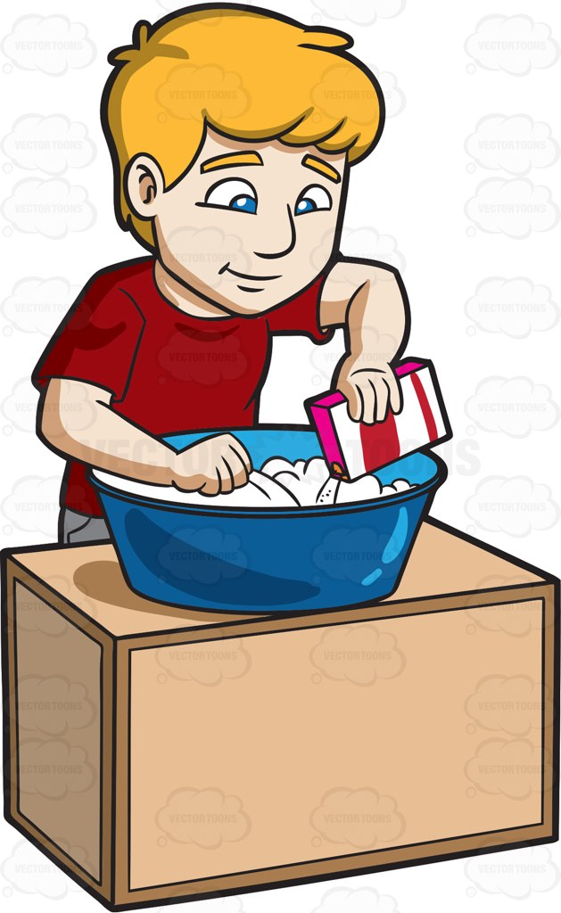 vector royalty free download Washing clipart shirt. Hands cartoon free download