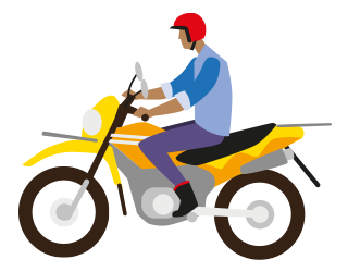 clip art free stock Safe use of wheeled. Washing clipart two wheeler