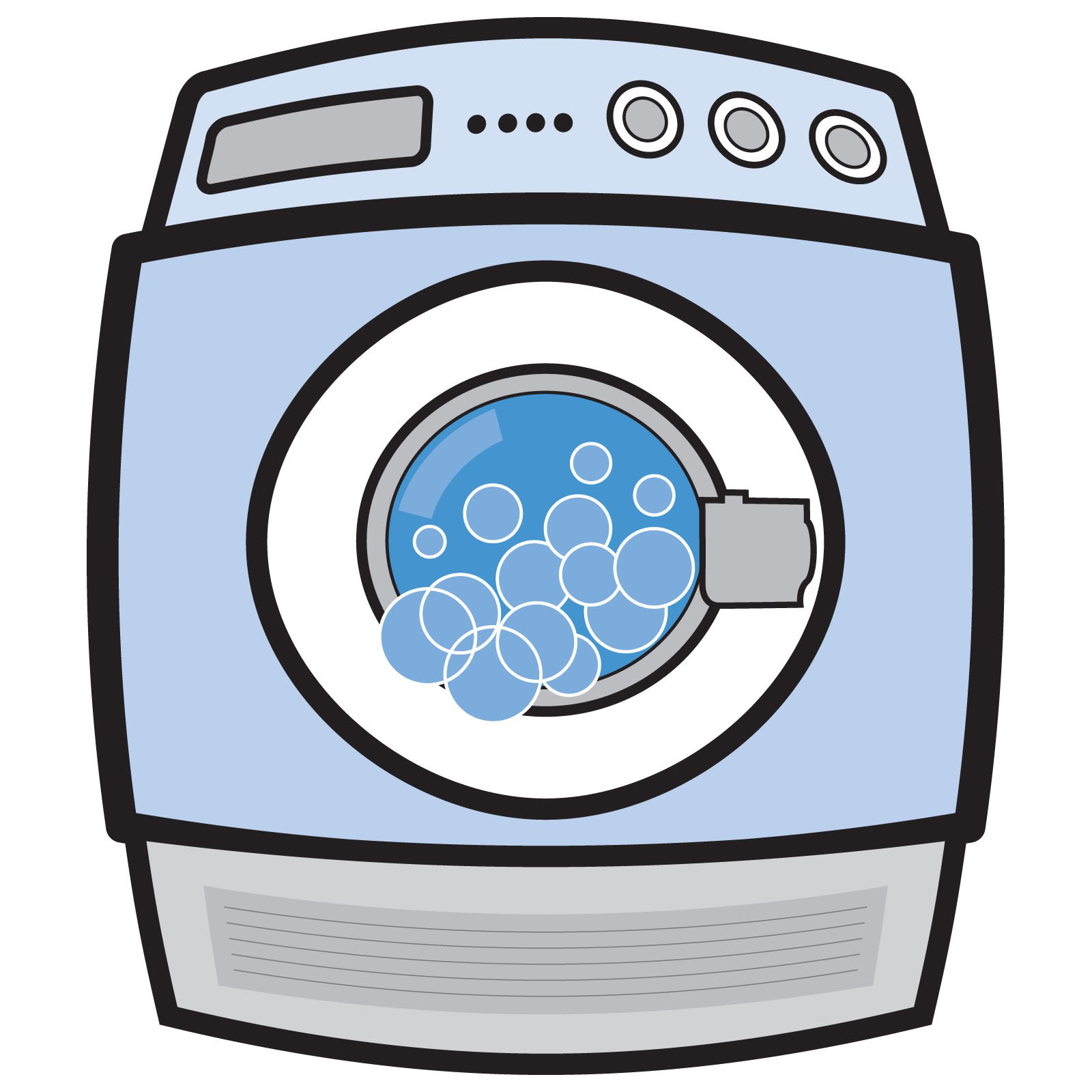 jpg transparent stock Free pictures of a. Washing machine clipart