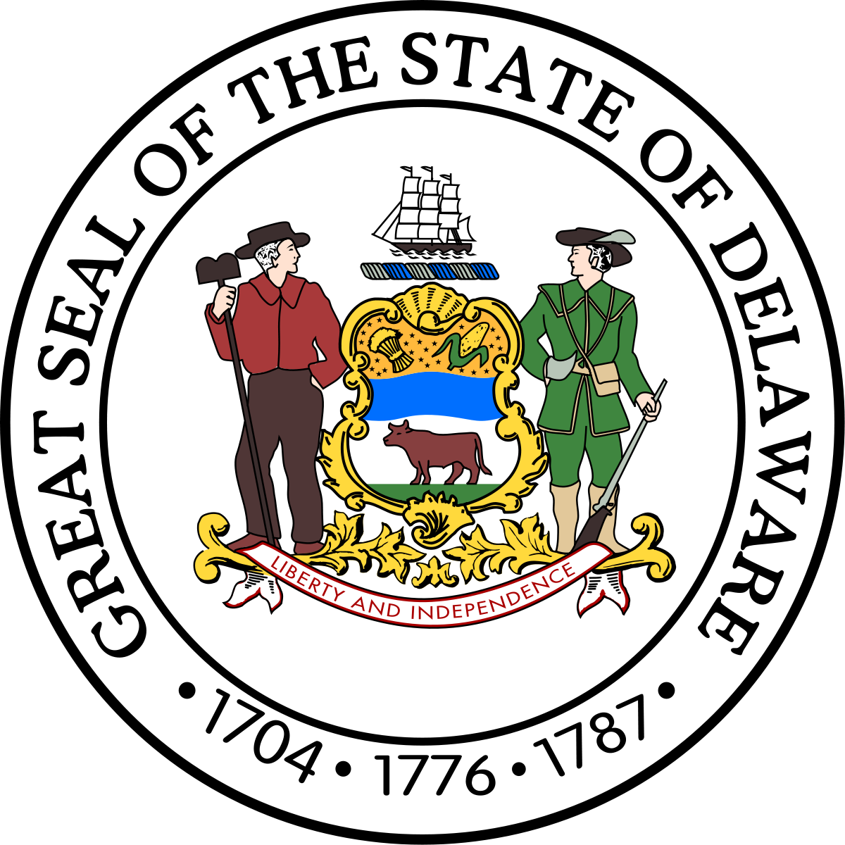graphic transparent Delaware s th state. Washington dc clipart house rep
