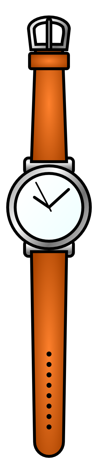 png free Watch clipart. Cilpart pleasant panda free.