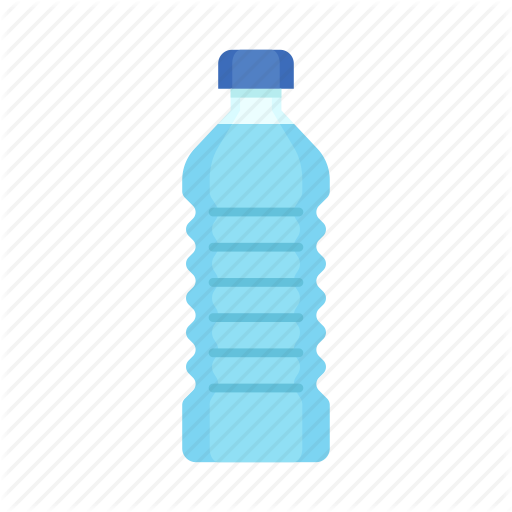 black and white stock bottle and beverage color icon
