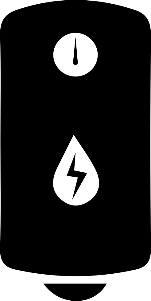 banner freeuse Electric Water Heater Svg Png Icon Free Download