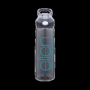 banner freeuse ellen Show Sports Water Bottle