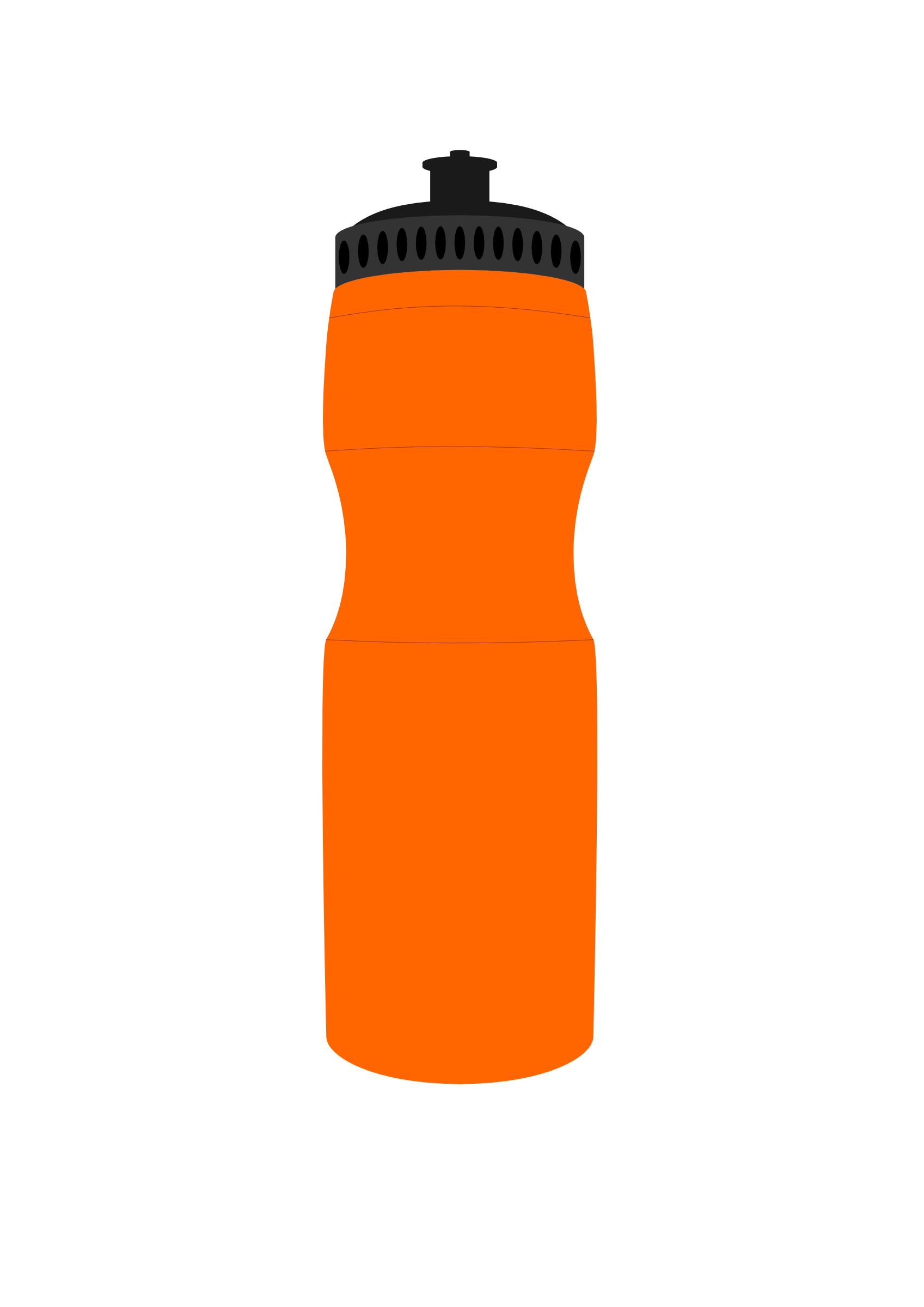 graphic free Water Bottle Clipart at GetDrawings
