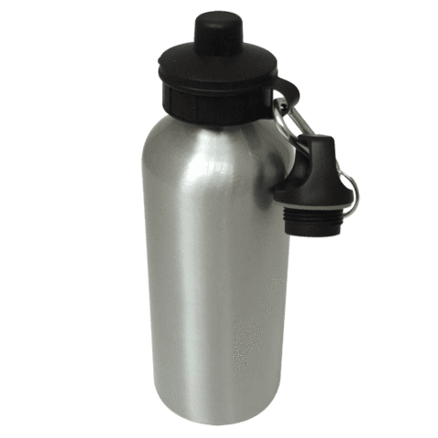clipart stock Sublimation Blank Water Bottles