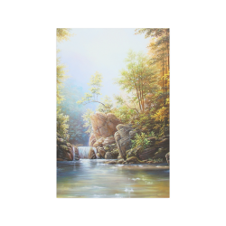 clip art transparent download Waterfall Painting Acrylic Beautiful Natural Scen Gifts