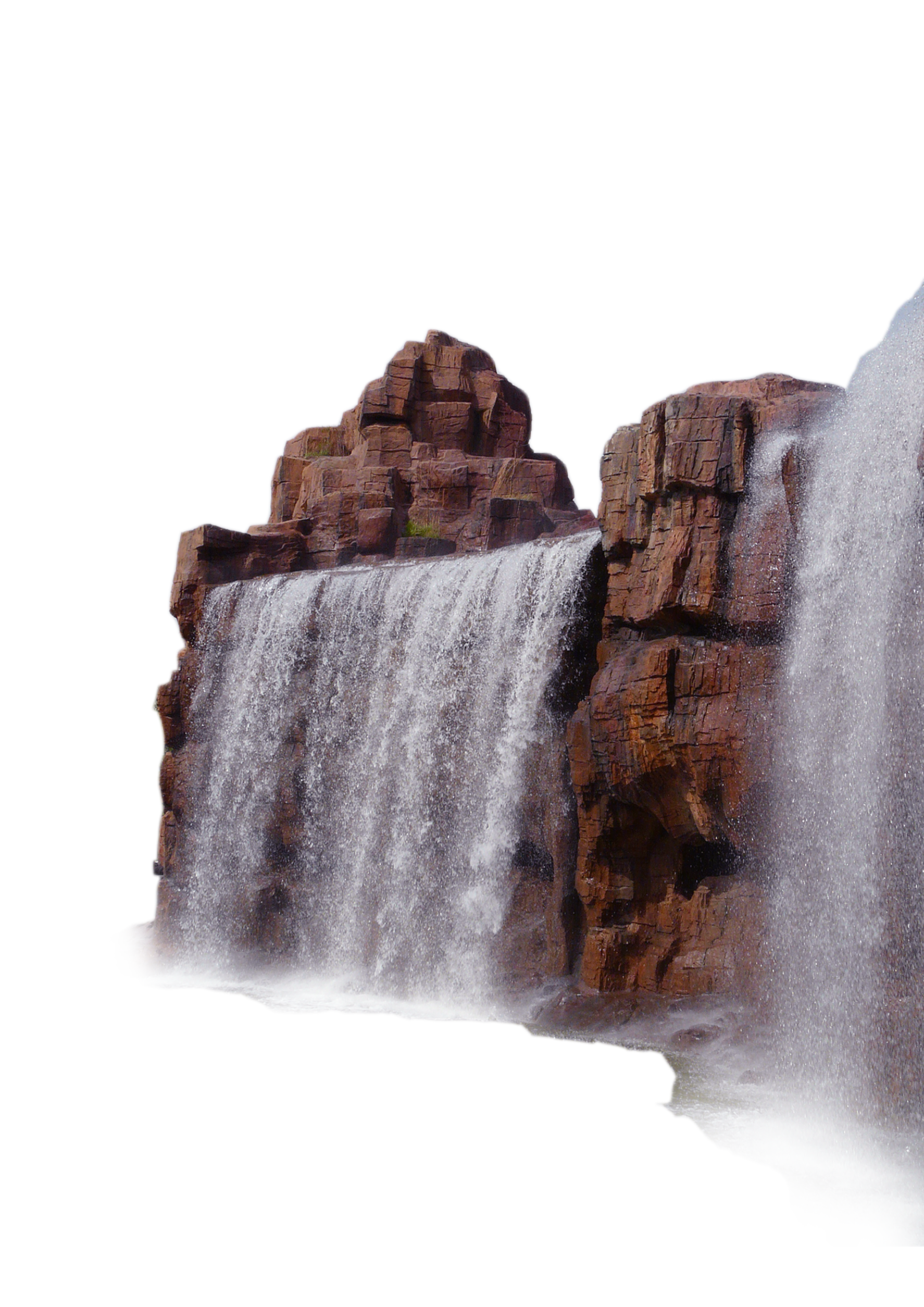 vector free download Rock Waterfall Computer file