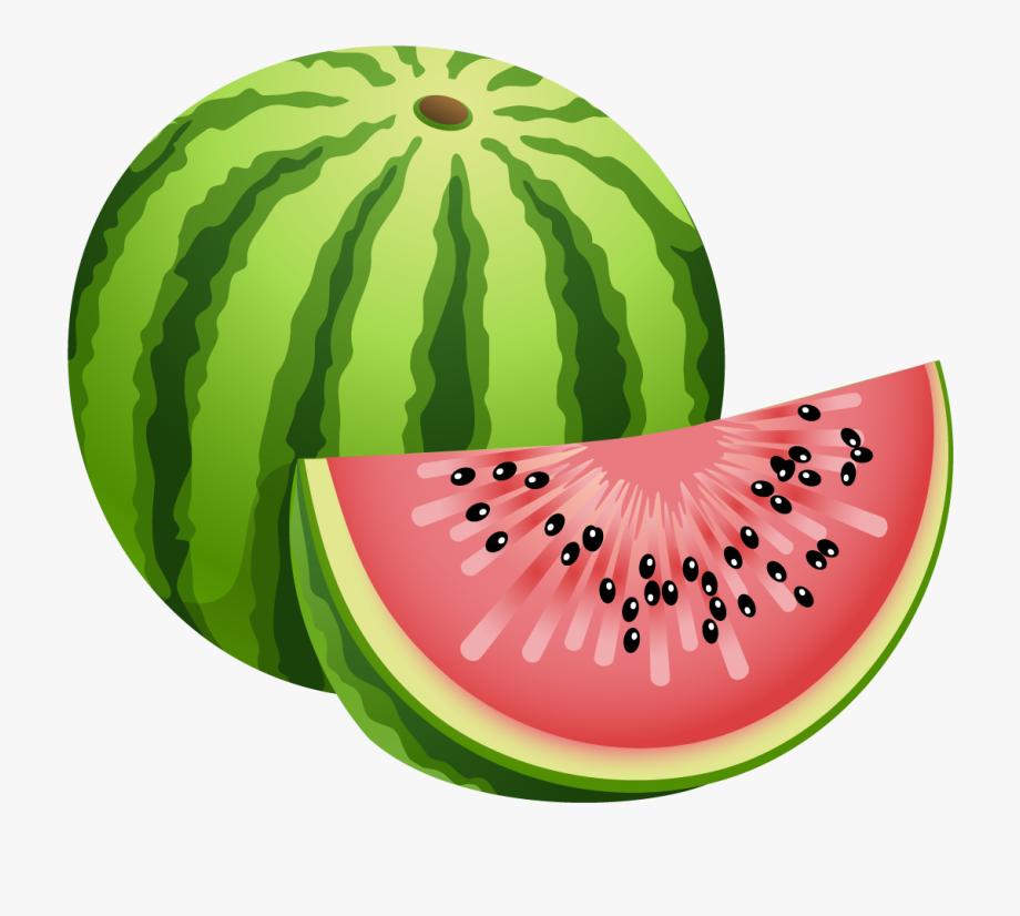 graphic Watermelon clipart. Fruit clip art