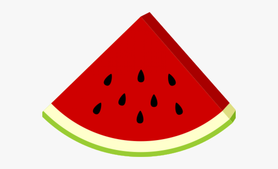 vector library Png clip art slice. Watermelon clipart
