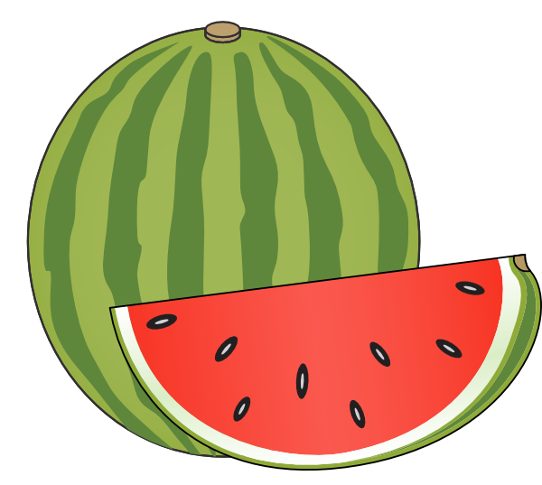 clip art royalty free download Clip art at clker. Watermelon clipart