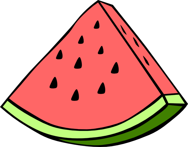 clip art royalty free download Watermelon clipart. Clip art at clker