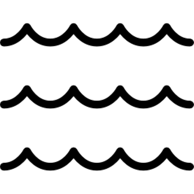 clipart transparent Wave clipart. Black and white lines