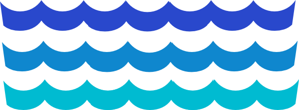 png freeuse library Waves clipart. Simple .
