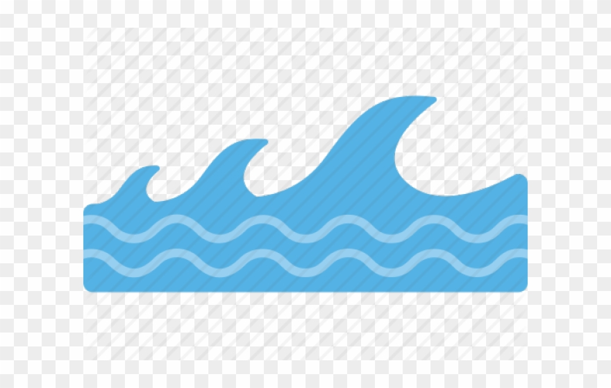 graphic Waves clipart. Breeze water wave ocean.