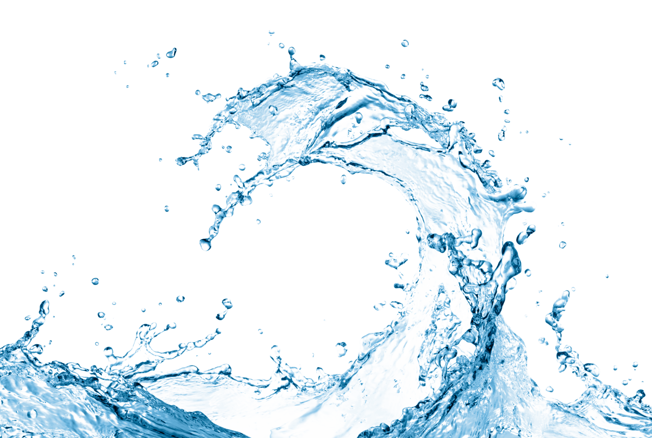 vector black and white Transparent splash wave. Png photos