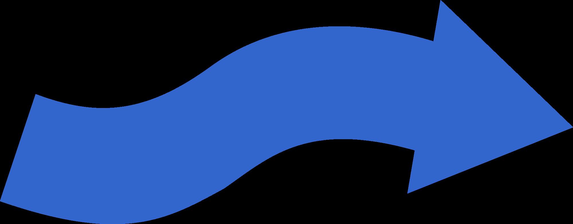 png transparent library Wavy arrow clipart. File arrows move svg