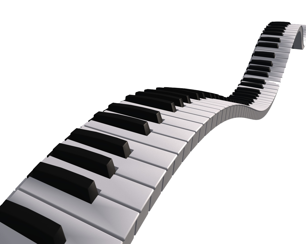 clip art transparent library Wavy piano keyboard clipart. Band and orchestra instruments