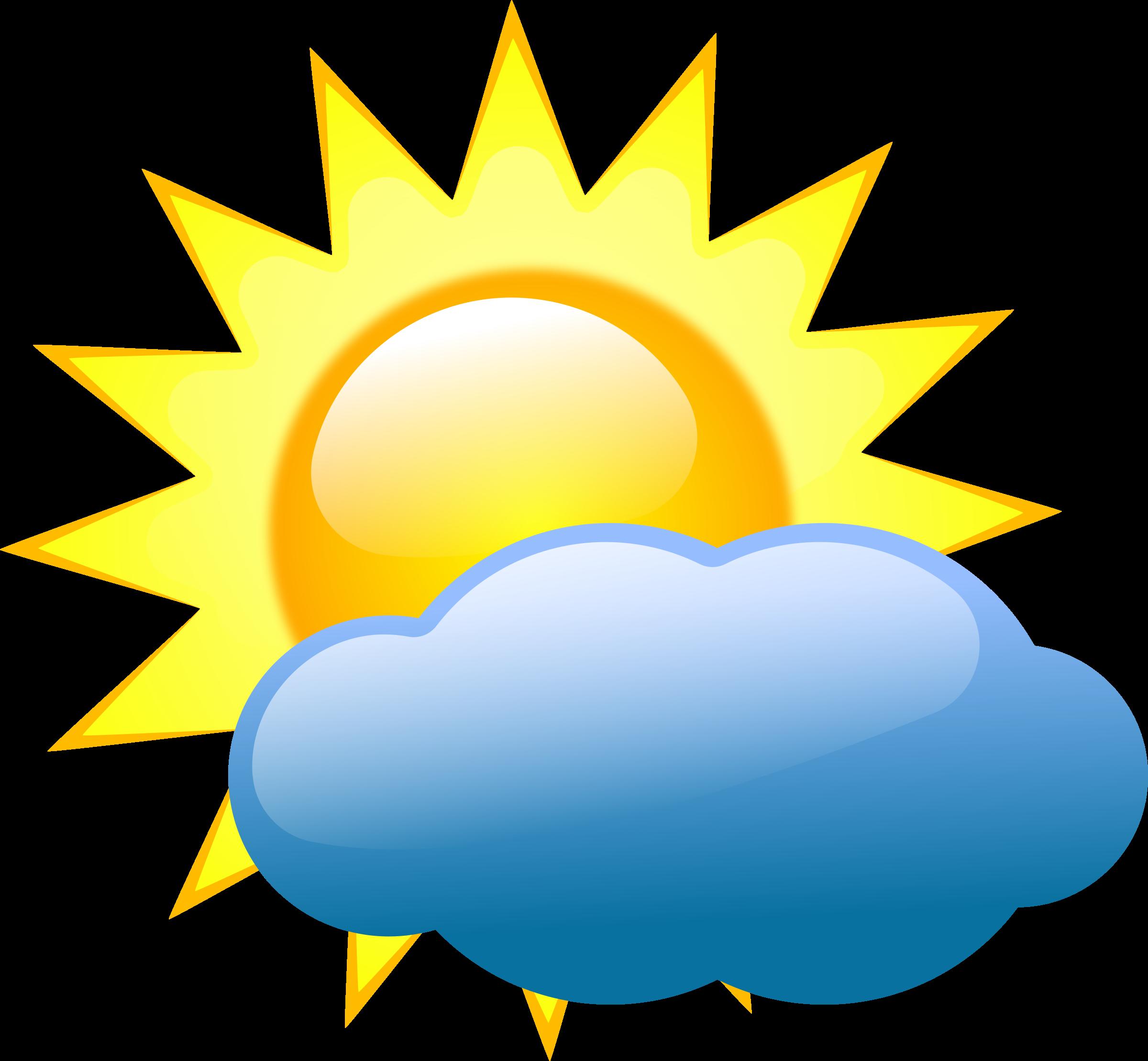 vector transparent library Weather clipart. Symbols big image png.