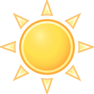 freeuse download Clear day . Weather clipart.