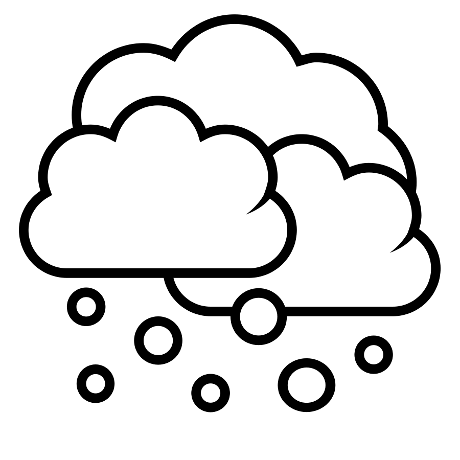 jpg stock Weather clipart black and white. Free download best x