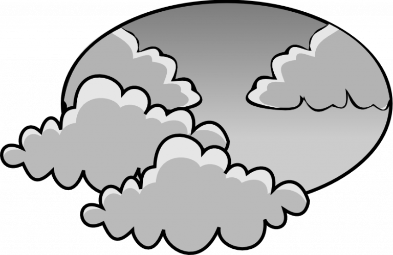 free download Cloudy Weather Clipart