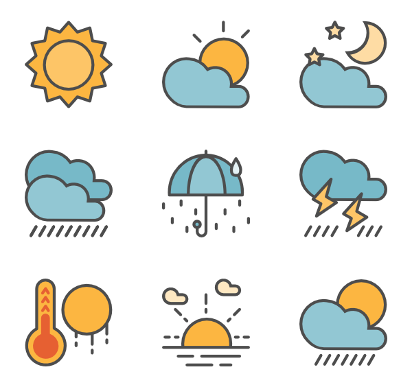 clip library library transparent weather forecast #117584395